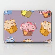 Muffins - pattern iPad Case
