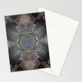 Nameless Watcher of Souls Stationery Cards