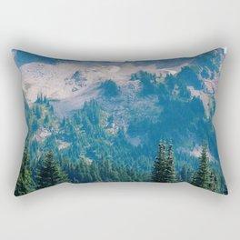 Twin Peaks Rectangular Pillow