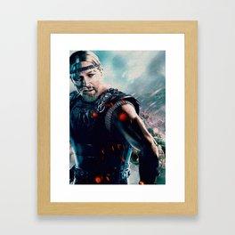 Beowulf Framed Art Print