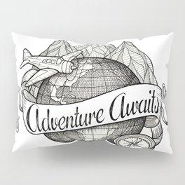 Adventure Awaits Pillow Sham