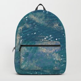 Going to the sea Backpack