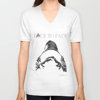 "pretty little liars V-neck T-shirts featuring ""A"" - Pretty Little Liars 