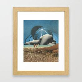 Heavenly Bodies Framed Art Print