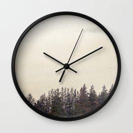 Minimally Speaking Wall Clock