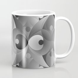 B/W Balance Coffee Mug