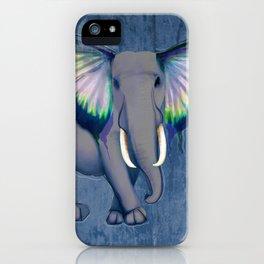 Eli iPhone Case