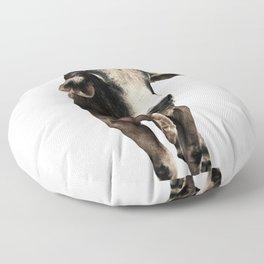 Indian Cow India Floor Pillow