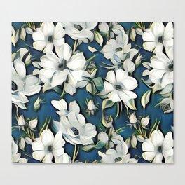 Summer Linen Canvas Print