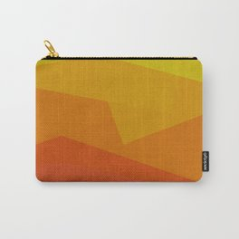 Colorful Paper Layers Carry-All Pouch