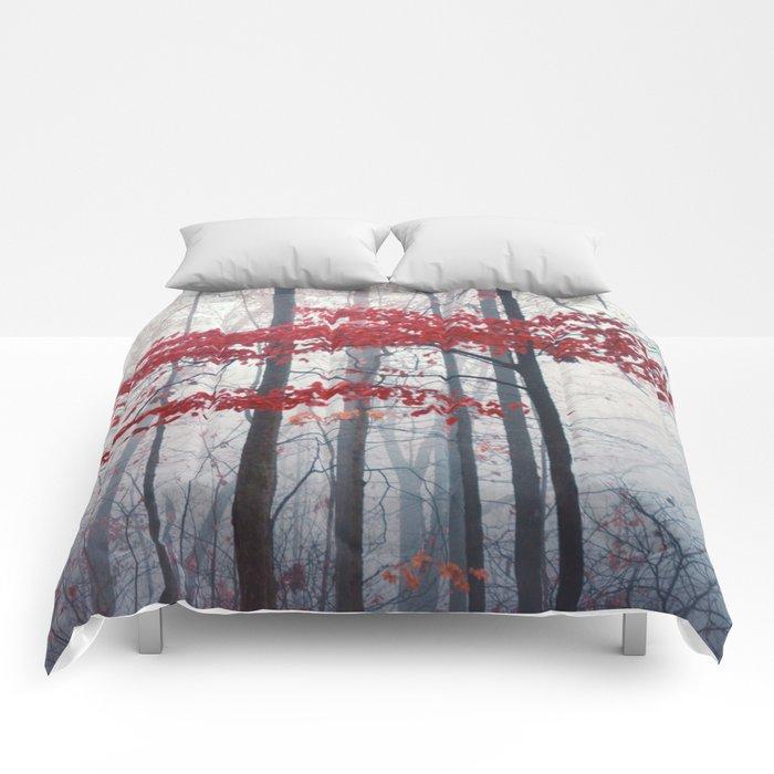 Woodland Fantasy Comforters