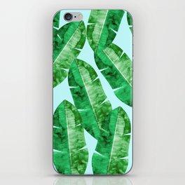 Tropical plant XVIII iPhone Skin