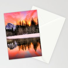 Romanticism Landscape Stationery Cards