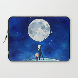 Little astronomer Laptop Sleeve