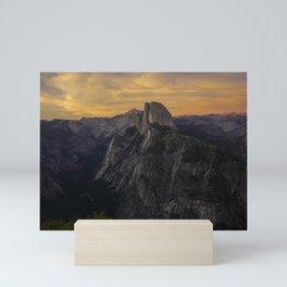 better then mac startup  Mini Art Print