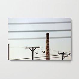 ASARCO Metal Print