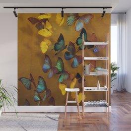 Butterflies Released Wall Mural
