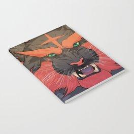 The Fire Starter Notebook