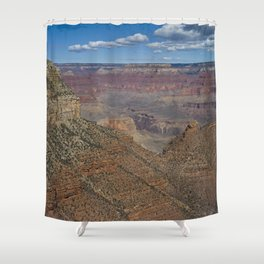 The Grand Canyon Dry Color Shower Curtain