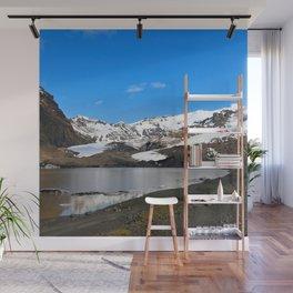 Glacier Walk and the Icelandic Troll Wall Mural