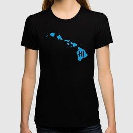 HI From Hawaiian Islands T-shirt