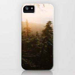 Killington Peak iPhone Case
