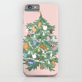 Happy Holidays 2020 iPhone Case