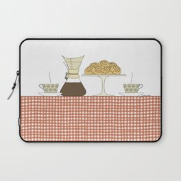 have a fika with me Laptop Sleeve