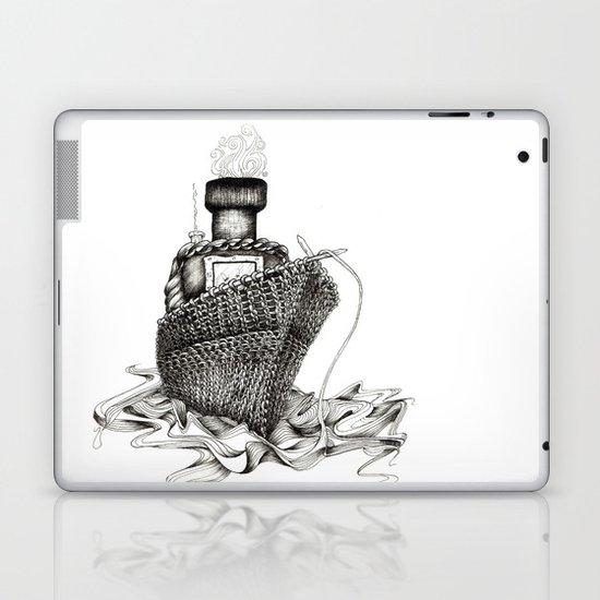 Knitted Ship Laptop & iPad Skin