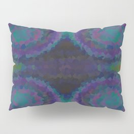 Crystalized Mosiac Pillow Sham