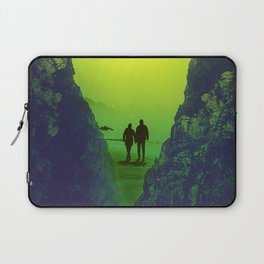 Toxic Forestry Together Laptop Sleeve