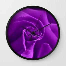 Rose 114 Wall Clock