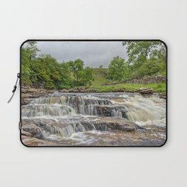 Ingleton fall, yorkshire landscape Laptop Sleeve