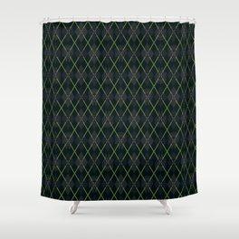 Jedi Lightsabers Shower Curtain