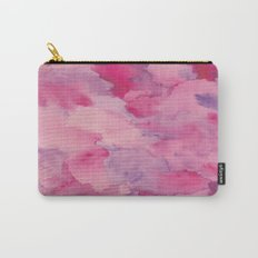 Beth Rose Watercolor Carry-All Pouch