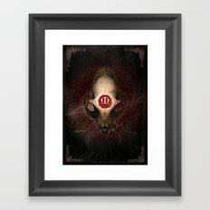 Poster Maldoror Framed Art Print