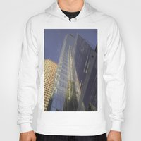 philadelphia Hoodies featuring Beautiful Philadelphia by khi'en
