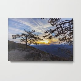 Ravens Roost Overlook Metal Print