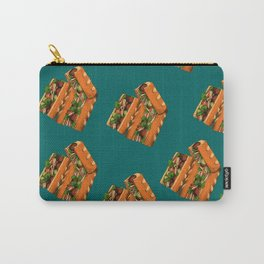 Brunch Patterns - Banh Mi Carry-All Pouch