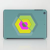 illusion iPad Cases featuring ILLUSION by d.ts