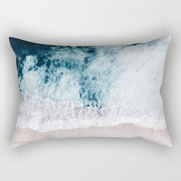 Ocean Fade Rectangular Pillow
