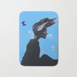Goddess of Earth ans Sky Bath Mat