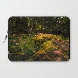 Fallen Log Laptop Sleeve