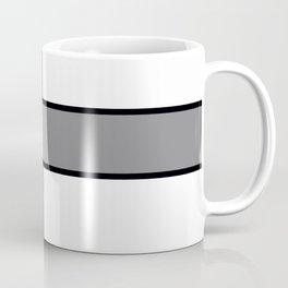Team Color 6....gray.white Coffee Mug