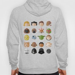 Star Friends Hoody