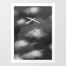 flight II Art Print