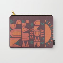 All Under the Same Sun Carry-All Pouch