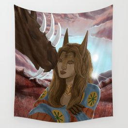 In The Countryside Wall Tapestry