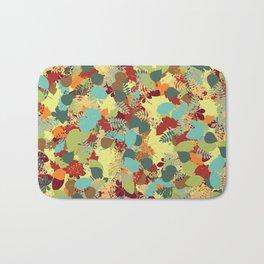 Colors of Autumn- Green Bath Mat