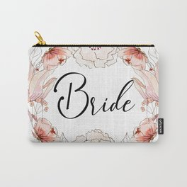 Cherry Bride Carry-All Pouch